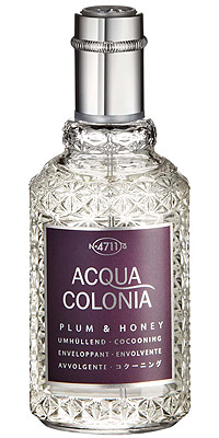 4711 Acqua Colonia Plum & Honey  Maurer & Wirtz unisex