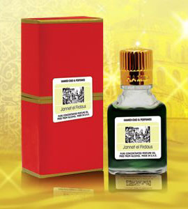 Jannet el Firdaus di Hamidi Oud & Perfumes da donna e da uomo