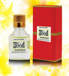 Sandal Rose Hamidi Oud & Perfumes unisex