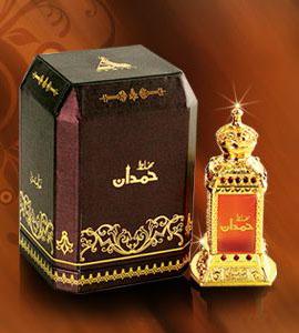Mukhallat Hamdan Hamidi Oud & Perfumes unisex