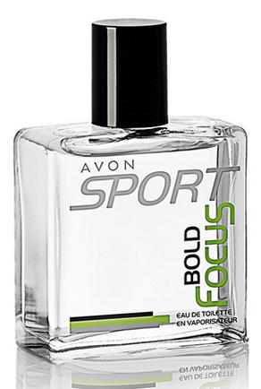 Bold Focus Avon für Männer