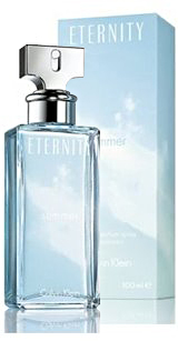 Eternity Summer 2007 Calvin Klein for women