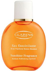 Sunshine Fragrance di Clarins da donna