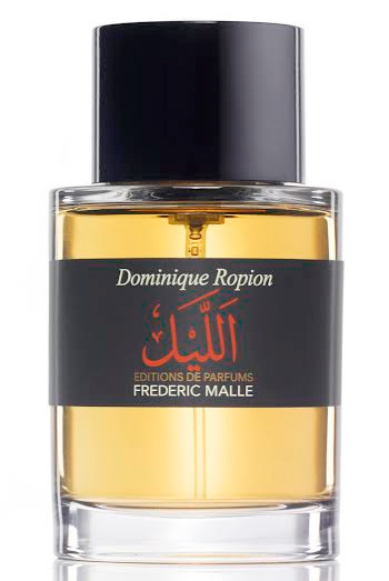 The Night di Frederic Malle da donna e da uomo