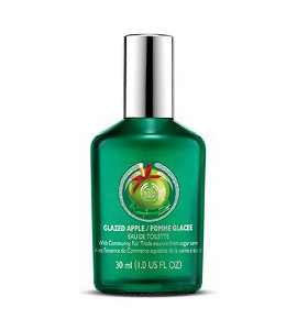 Glazed Apple The Body Shop pour femme