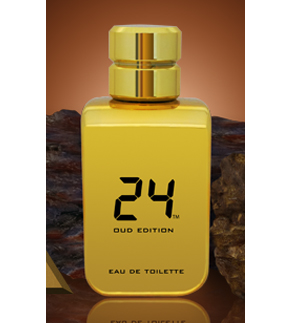 24 Gold Oud Edition ScentStory unisex