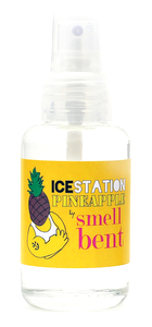 Ice Station Pineapple Smell Bent para Hombres y Mujeres