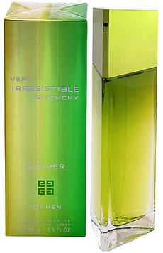 Very Irrèsistible Summer for Men 2006 Givenchy для мужчин