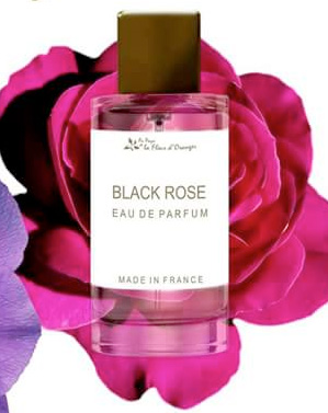 Black Rose Au Pays de la Fleur d'Oranger for women