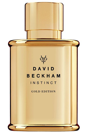 Instinct Gold Edition David & Victoria Beckham для чоловіків