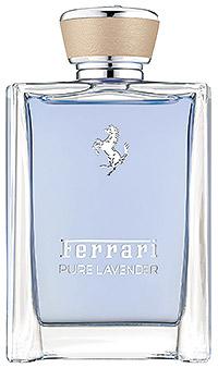 Pure Lavender Ferrari unisex