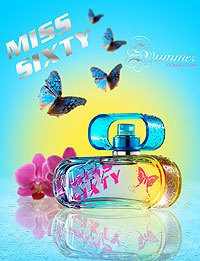 Miss Sixty Summer Collection 2008 Miss Sixty pour femme
