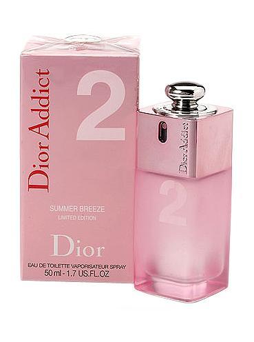 Dior Addict 2 Summer Breeze Christian Dior для женщин