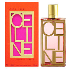 Celine Oriental Summer Celine Feminino