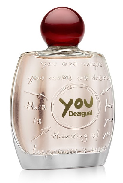 You Desigual perfume - a new fragrance for women 2015