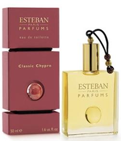 Classic Chypre Esteban pour femme