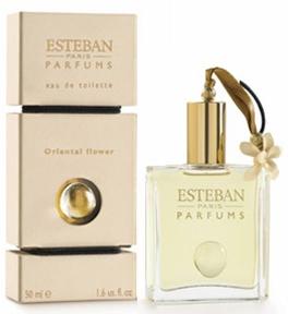 Oriental Flower Esteban para Mujeres