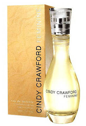 Cindy Crawford Feminine Cindy Crawford de dama