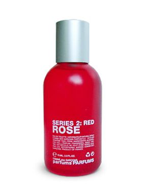 Comme des Garcons Series 2 Red: Rose Comme des Garcons para Mujeres