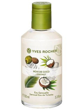 noix de coco yves rocher perfume a new fragrance for women 2016. Black Bedroom Furniture Sets. Home Design Ideas