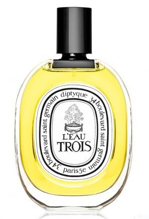 L'Eau Trois Diptyque для мужчин и женщин