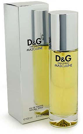 D&G Masculine Dolce&Gabbana for men