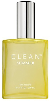 Clean Summer Eau Fraiche Clean pour femme