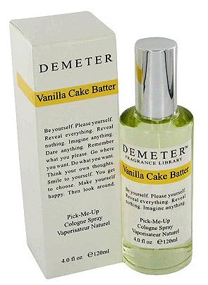 Vanilla Cake Batter Demeter Fragrance für Frauen und Männer