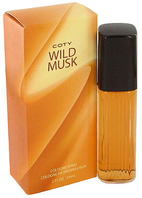 Wild Musk Coty for women