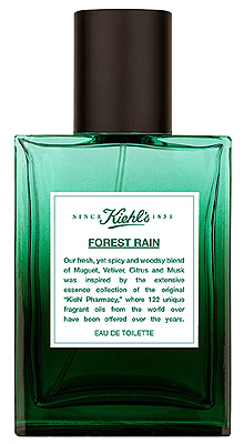 Forest Rain Kiehl`s para Hombres y Mujeres