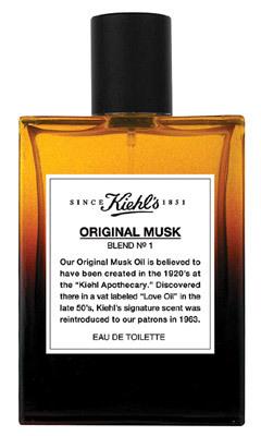 Original Musk Kiehl`s dla kobiet i mężczyzn
