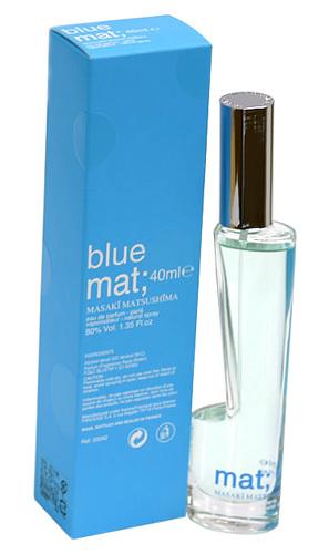 mat; blue Masaki Matsushima Masculino