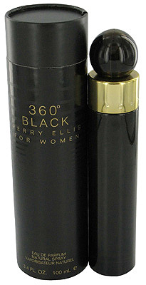 360° Black for Women Perry Ellis for women