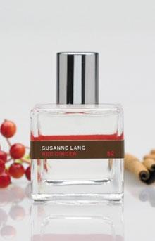 Red Ginger Susanne Lang de dama