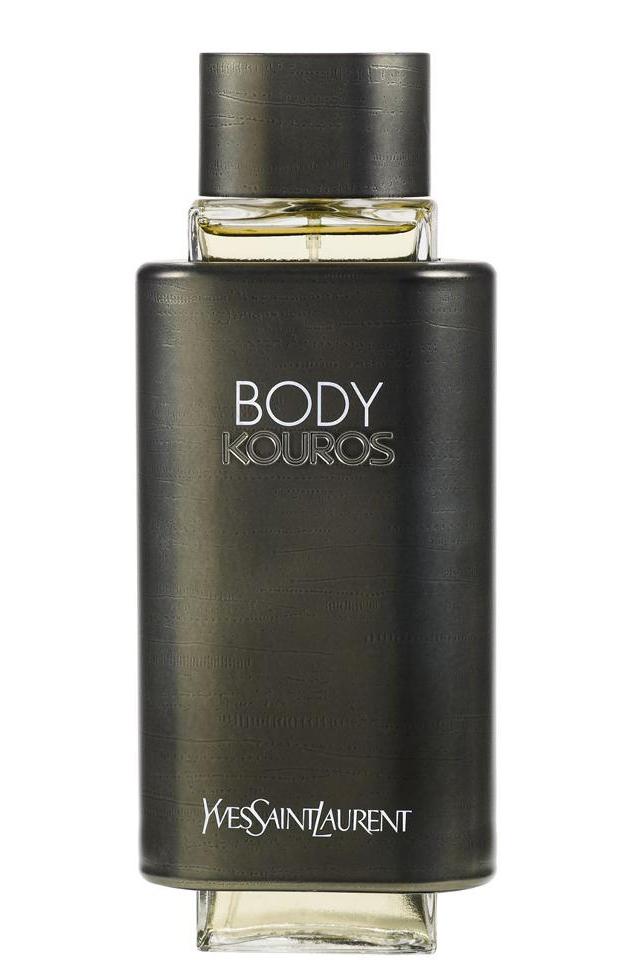 Body Kouros Yves Saint Laurent cologne - a fragrance for