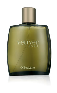Vetiver Brasil O Boticario für Männer