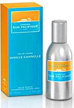 Vanille Cannelle Comptoir Sud Pacifique de dama