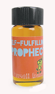 Elf-Fulfilling Prophecy Smell Bent unisex
