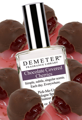 Chocolate Covered Cherries Demeter Fragrance de dama