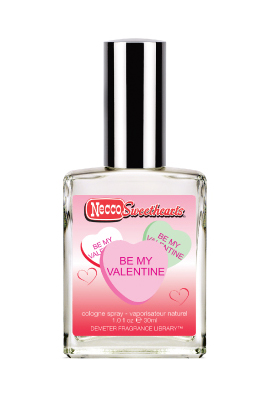Necco Sweethearts Be My Valentine Demeter Fragrance for women