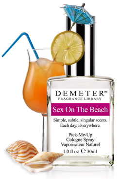 Sex on the Beach Demeter Fragrance para Mujeres