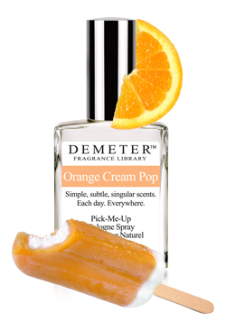 Orange Cream Pop Demeter Fragrance para Mujeres