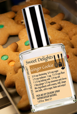 Ginger Cookie Demeter Fragrance para Mujeres