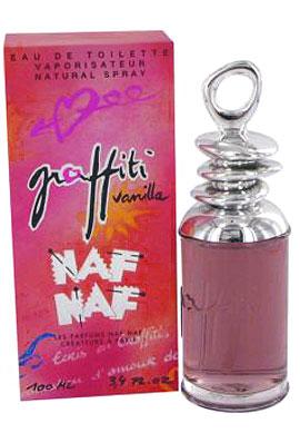 Graffiti Vanilla NafNaf Feminino