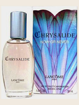 Chrysalide Now or Never Lancome pour femme