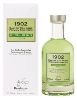 Vetivera Herbacea Parfums Berdoues dla mężczyzn