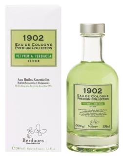 Vetivera Herbacea Parfums Berdoues Masculino