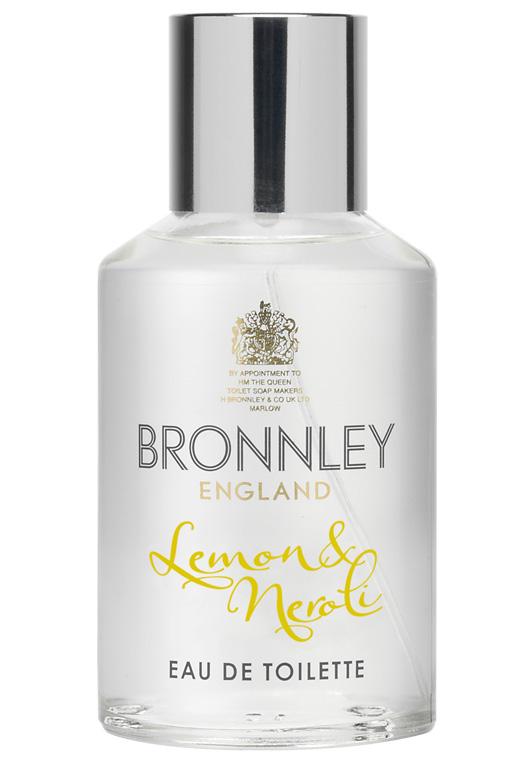 Lemon & Neroli Bronnley для мужчин и женщин