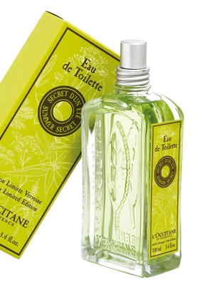 Verbena Summer Secret  2010 L`Occitane en Provence Compartilhável
