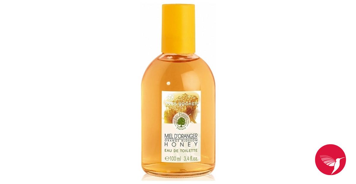 miel d oranger yves rocher parfum un parfum pour femme 2010. Black Bedroom Furniture Sets. Home Design Ideas